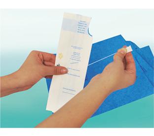 Bolsas de papel grado médico para esterilizar PMG